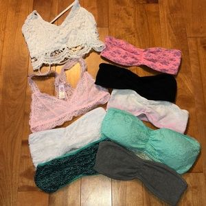 Other - Bralette and bandeau pack